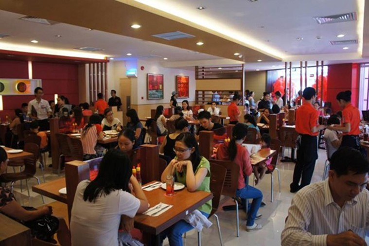 Pizza Hut - Lê Duẩn